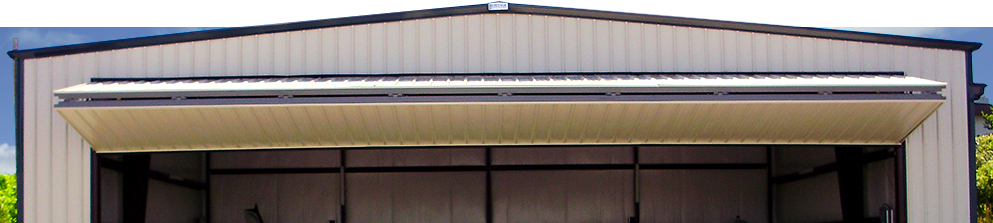Banner - Building Solutions - Steel Storage - Aircraft and Plane Hangars