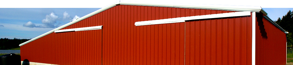 Banner - Building Solutions - Steel Barns and Ag Storage - Steel Barns