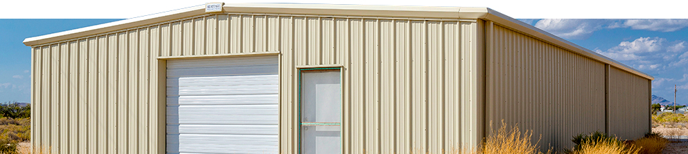 Banner - Building Solutions - Steel Storage - Workshops and Garages