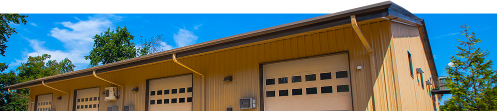 Banner - Building Solutions - Commercial Industrial Buildings