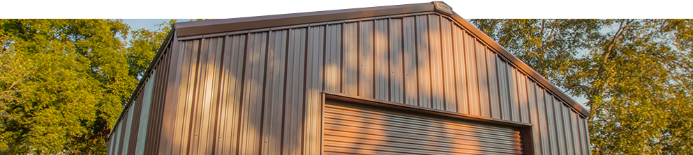 Banner - Building Solutions - Steel Barns and Ag Storage - Farm Storage