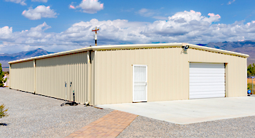 Metal Buildings - Prefab Steel Building Kits | Heritage