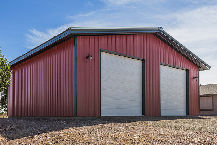 Metal Storage Buildings Prefab Steel Storage Buildings