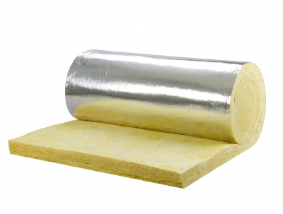 Fiberglass Insulation for Steel Buildings